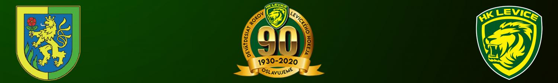 90. ROKOV LEVICKÉHO HOKEJA   /    VÍŤAZ 2.LIGY 2019